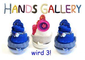 Hands Gallery feiert 3 Jahren!