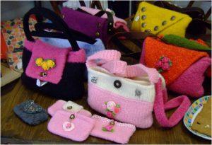 Trachtentaschen in jeder Farbe!