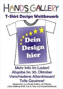 T-Shirt-Wettbewerb von 40 Stitches