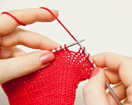 Stricken lernen mit Looby KnittinX.