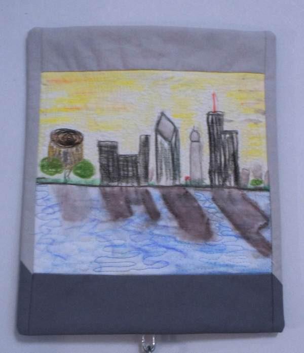 Chicago in Textil