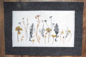 Wall Hanging Spring II