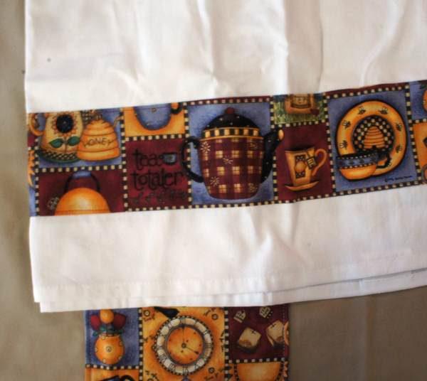 Küchentuch aus Baumwolle