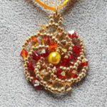 Twister - Ohrringe oder Medallion