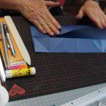 Stufenschachtel falten - Kreativ Kurs