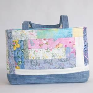 Gequiltete Handtasche 1