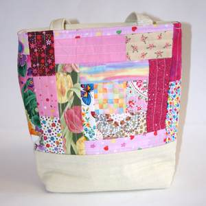 Rückseite Handtasche III