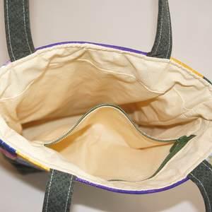 Reißverschlusstasche Tasche IV