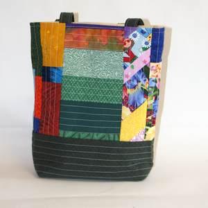 Rückseite Handtasche IV