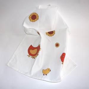 Geschirrtuch Hühnerparadies
