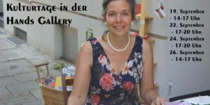 Kulturtage in der Hands Gallery
