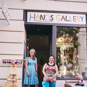 Hands Gallery Ladengeschäft