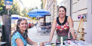 Claudia Ziersch & Iohana Jascau