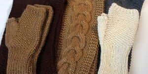 Stulpen und Schals von Labum Design