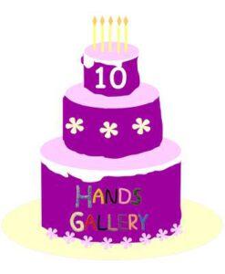 10 Jahre Hands Gallery